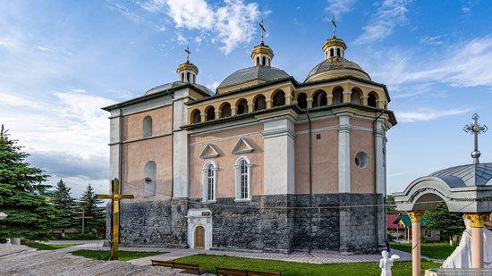 Fortified Assumption Church in Pidhaitsi, Ternopil Oblast, Ukraine, photo 4