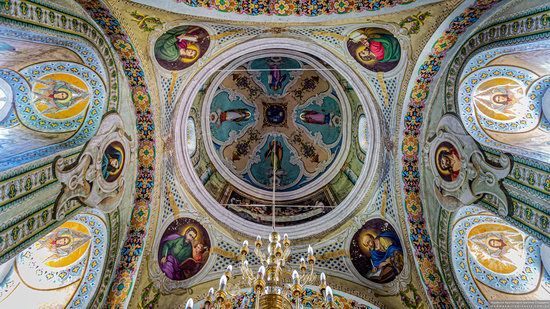 Fortified Assumption Church in Pidhaitsi, Ternopil Oblast, Ukraine, photo 6