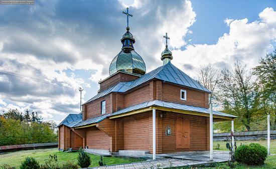 Church of the Holy Archangel Michael in Bilychi, Ukraine, photo 10