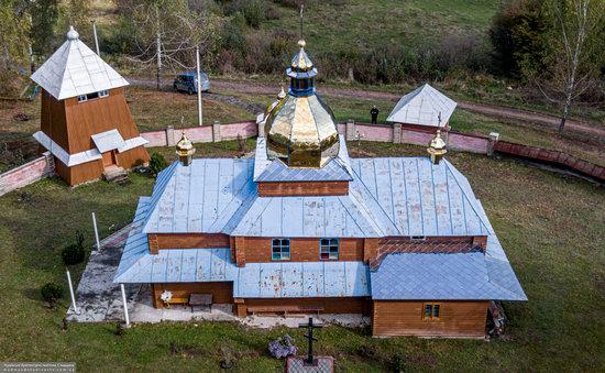 Church of the Holy Archangel Michael in Bilychi, Ukraine, photo 11