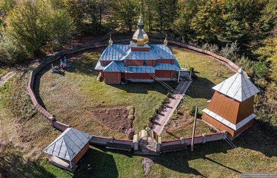 Church of the Holy Archangel Michael in Bilychi, Ukraine, photo 12