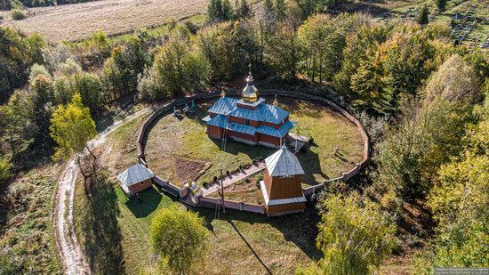 Church of the Holy Archangel Michael in Bilychi, Ukraine, photo 13