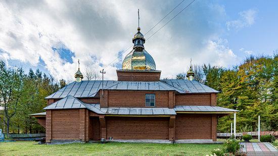 Church of the Holy Archangel Michael in Bilychi, Ukraine, photo 3