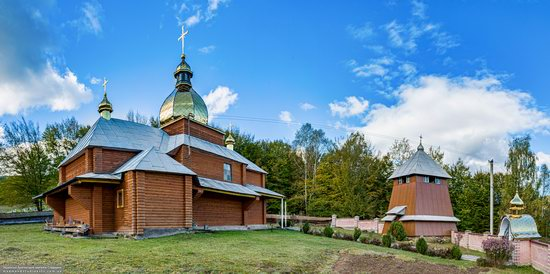 Church of the Holy Archangel Michael in Bilychi, Ukraine, photo 5