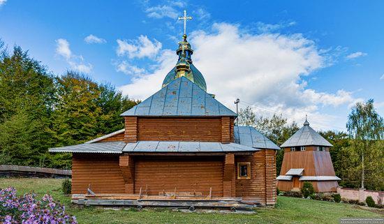 Church of the Holy Archangel Michael in Bilychi, Ukraine, photo 6