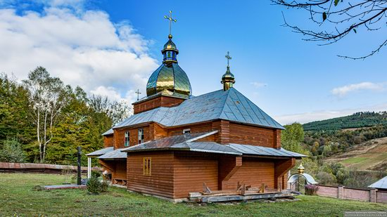 Church of the Holy Archangel Michael in Bilychi, Ukraine, photo 7