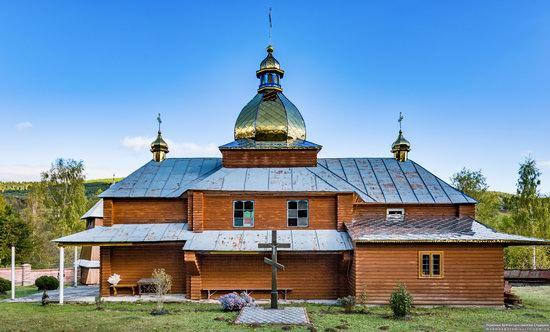 Church of the Holy Archangel Michael in Bilychi, Ukraine, photo 8