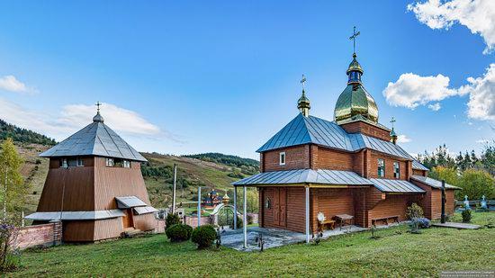 Church of the Holy Archangel Michael in Bilychi, Ukraine, photo 9