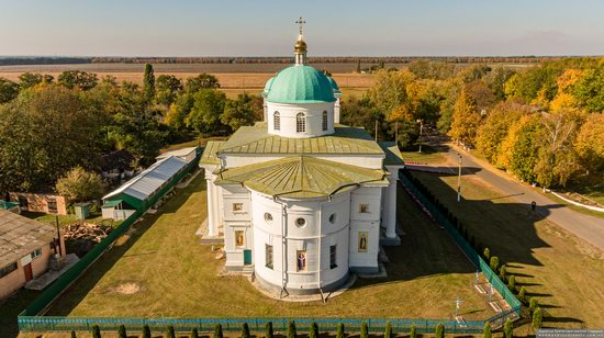 Holy Protection Church in Romashky, Ukraine, photo 10