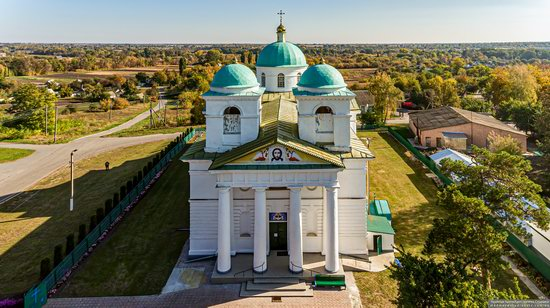Holy Protection Church in Romashky, Ukraine, photo 13