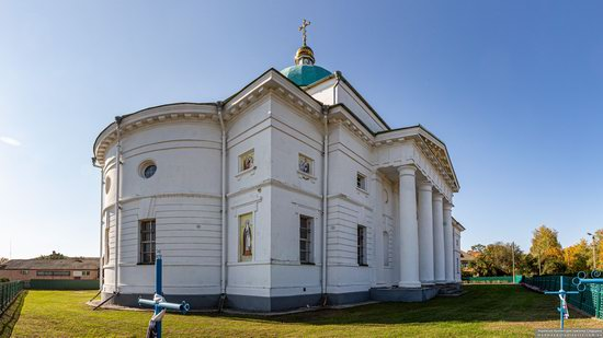 Holy Protection Church in Romashky, Ukraine, photo 4