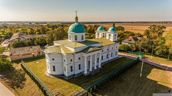 Holy Protection Church in Romashky, Ukraine, photo 9
