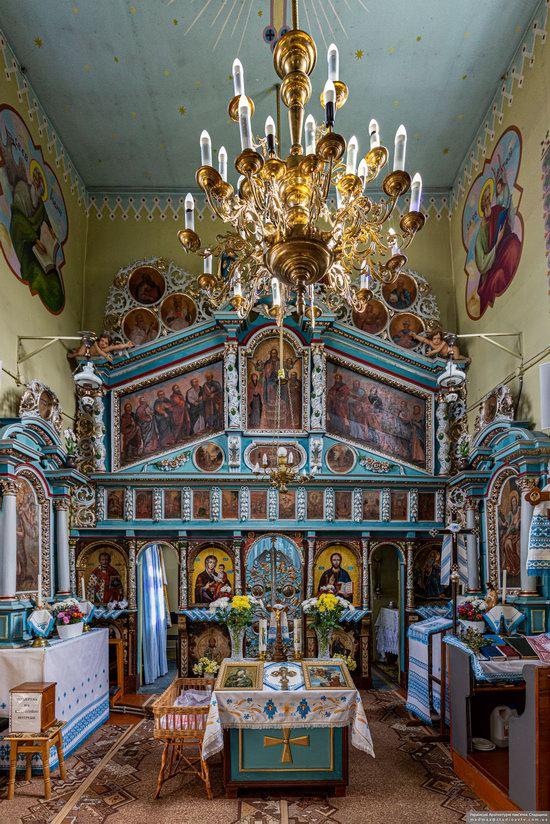 Church of the Holy Prophet Elijah in Monastyr-Lishnyansky, Lviv Oblast, Ukraine, photo 10