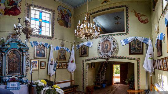 Church of the Holy Prophet Elijah in Monastyr-Lishnyansky, Lviv Oblast, Ukraine, photo 11