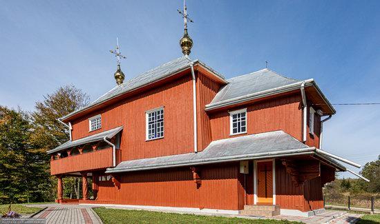 Church of the Holy Prophet Elijah in Monastyr-Lishnyansky, Lviv Oblast, Ukraine, photo 4