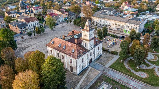 The Town Hall of Dobromyl, Lviv Oblast, Ukraine, photo 11