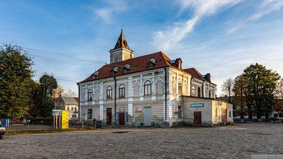 The Town Hall of Dobromyl, Lviv Oblast, Ukraine, photo 2