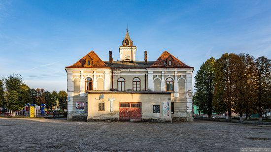 The Town Hall of Dobromyl, Lviv Oblast, Ukraine, photo 3