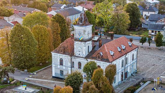 The Town Hall of Dobromyl, Lviv Oblast, Ukraine, photo 6