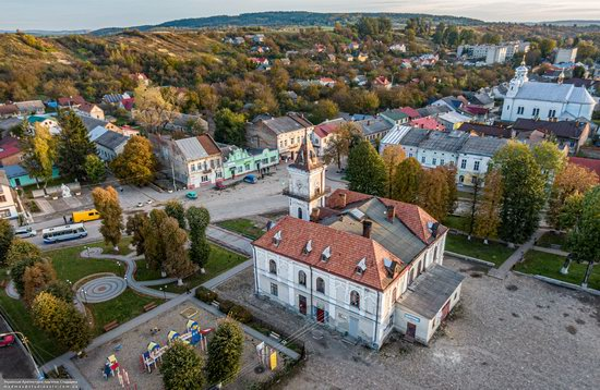 The Town Hall of Dobromyl, Lviv Oblast, Ukraine, photo 8