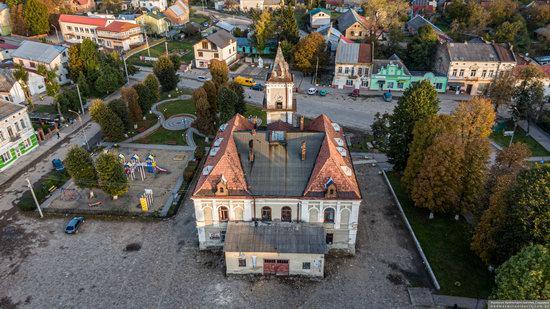 The Town Hall of Dobromyl, Lviv Oblast, Ukraine, photo 9