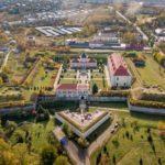 Zolochiv Castle – the view from above