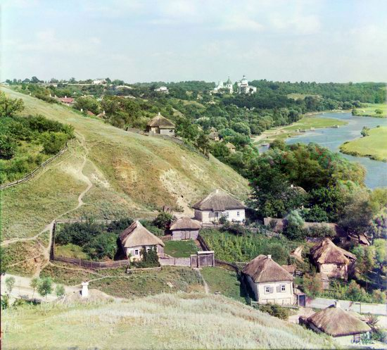 Color photographs of Ukraine in 1904-1905, photo 1