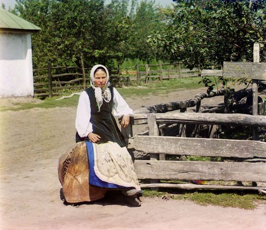 Color photographs of Ukraine in 1904-1905, photo 5