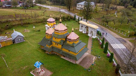 Church of St. Nicholas in Turje, Lviv Oblast, Ukraine, photo 10
