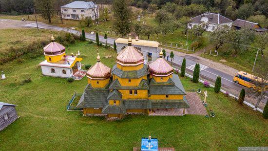 Church of St. Nicholas in Turje, Lviv Oblast, Ukraine, photo 11