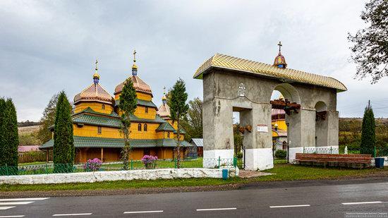 Church of St. Nicholas in Turje, Lviv Oblast, Ukraine, photo 4