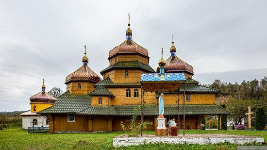 Church of St. Nicholas in Turje, Lviv Oblast, Ukraine, photo 7