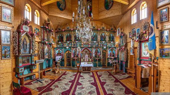 Church of St. Nicholas in Turje, Lviv Oblast, Ukraine, photo 8