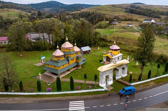 Church of St. Nicholas in Turje, Lviv Oblast, Ukraine, photo 9