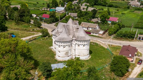 Holy Protection Church-Fortress in Sutkivtsi, Ukraine, photo 10