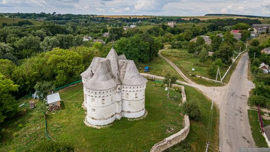 Holy Protection Church-Fortress in Sutkivtsi, Ukraine, photo 11