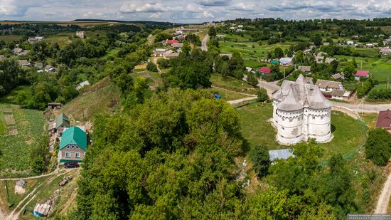Holy Protection Church-Fortress in Sutkivtsi, Ukraine, photo 13