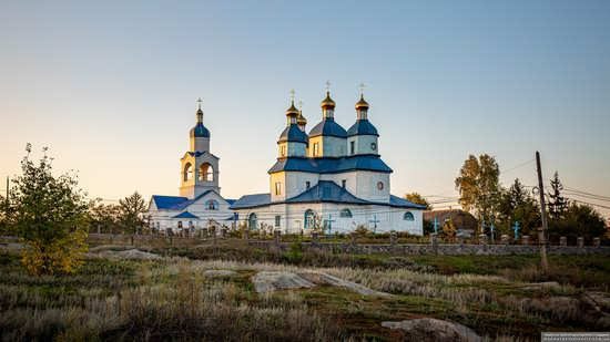 Church of St. Michael in Dashiv, Vinnytsia Oblast, Ukraine, photo 2