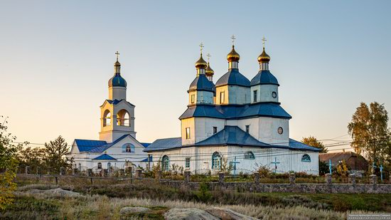 Church of St. Michael in Dashiv, Vinnytsia Oblast, Ukraine, photo 3