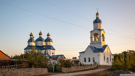 Church of St. Michael in Dashiv, Vinnytsia Oblast, Ukraine, photo 4