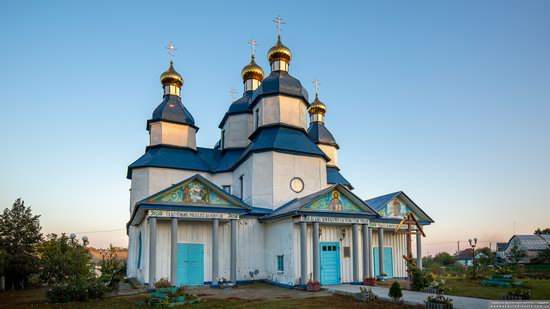 Church of St. Michael in Dashiv, Vinnytsia Oblast, Ukraine, photo 5