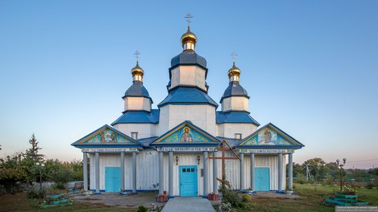 Church of St. Michael in Dashiv, Vinnytsia Oblast, Ukraine, photo 6