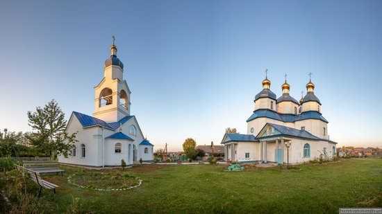 Church of St. Michael in Dashiv, Vinnytsia Oblast, Ukraine, photo 7