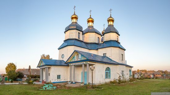 Church of St. Michael in Dashiv, Vinnytsia Oblast, Ukraine, photo 8