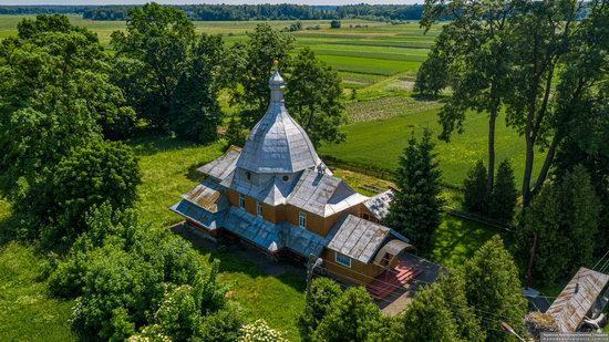 Church of the Transfiguration in Volytsya, Lviv Oblast, Ukraine, photo 10