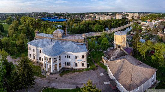 Palace of Count Ksido in Khmilnyk, Vinnytsia Oblast, Ukraine, photo 7