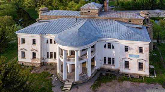 Palace of Count Ksido in Khmilnyk, Vinnytsia Oblast, Ukraine, photo 8