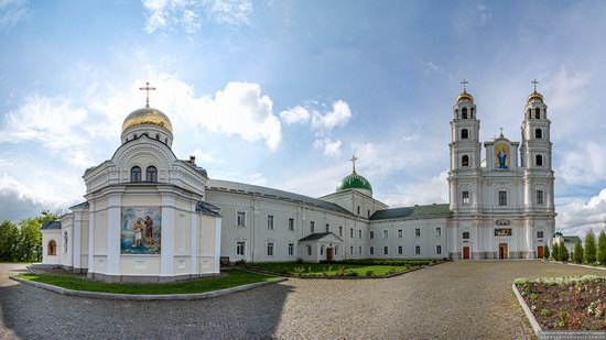 Holy Nativity of the Mother of God Monastery in Horodyshche, Ukraine, photo 3