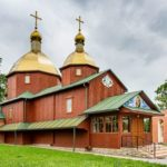 Church of St. Michael the Archangel in Pervyatychi