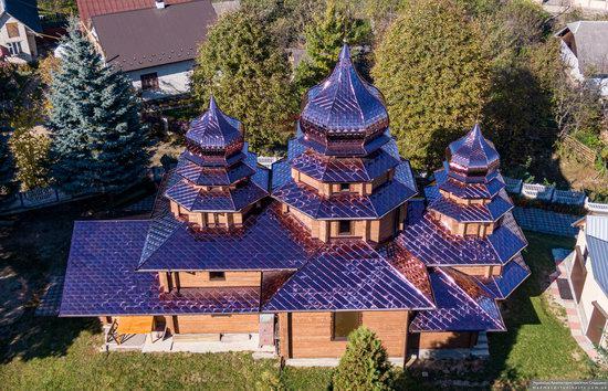 St. Josaphat Church in Bachyna, Lviv Oblast, Ukraine, photo 10